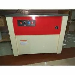 Mild Steel Semi Automatic Strapping Machine CLUTCH TYPE MODEL, Model Name/Number: SPS-10