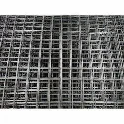 Hot Rolled Galvanized Mild Steel Welded Wire Mesh, Packaging Type: Roll