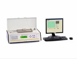 Coefficient Of Friction Tester static and dynamic