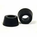 Black Rubber Cone Washer