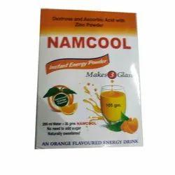 Orange Namcool Drink Mix, Packaging Type: Box