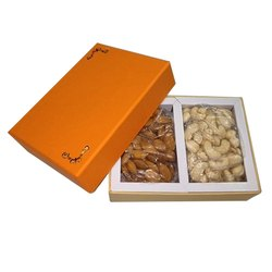 Two Section Dry Fruit Box