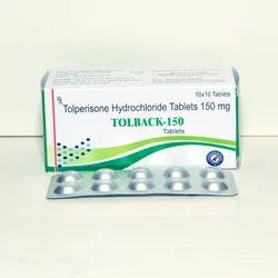 Tolperison Hydrochloride Tablets
