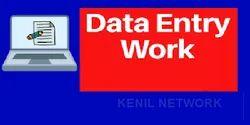 NDA simple form data entry work, Service Provider