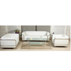 Six Seater Office Sofa Set