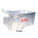 XCEL Laundry Trolley