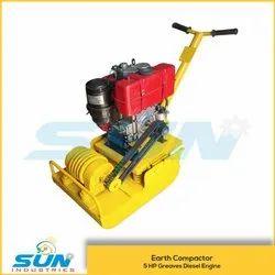 2 Ton Earth Compactor