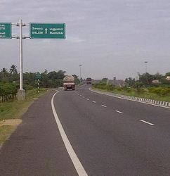 Nh 7 Road Construction Project