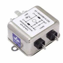 Filter with Circular Connector Ep-442-3 (ac Filter)