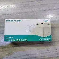 Mansk ( N95  Surgical Face mask)