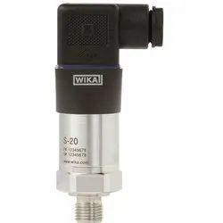 Wika S-20 Pressure Transmitter
