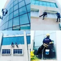 Industrial Onsite Facade Cleaning Services, In Pan India
