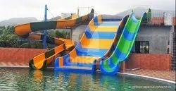 Combination Water Slide