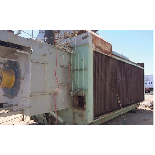 Used Industrial Boiler, Second Hand Industrial Boiler - Chauhan ...