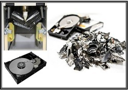 Hard Drive Destruction Service Cost