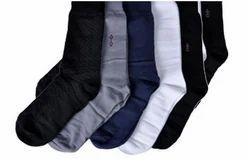 Multicolor Cotton Socks