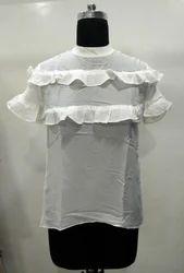 Fancy Silk Tops