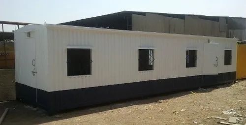 FRP Cabins - FRP Portable Security Cabins Manufacturer from Pune
