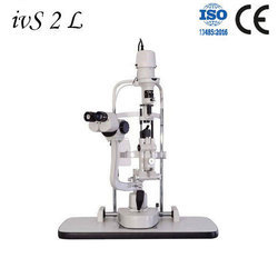 Zeiss type slit lamp view specifications details of slit lamp by ivs 2 l slit lamp mozeypictures Gallery