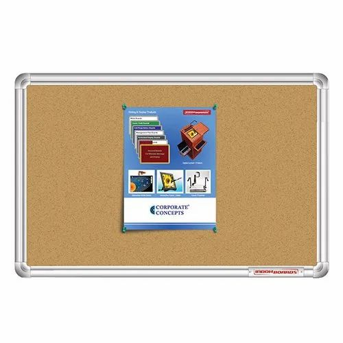 Notice Boards - Cork Notice Board Manufacturer from Chennai