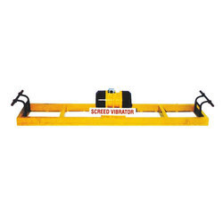 Surface Prufmex Double Beam Screed Board Vibrator