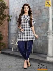 3/4th Sleeves kamli western chhodi