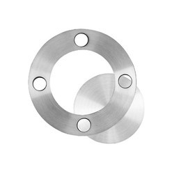 Flange 4 Bolt-Hole W/ Flat Gasket Surface