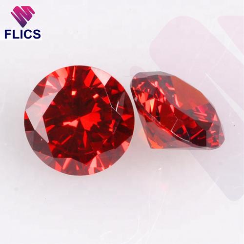 Red Diamond Or Spinel Gemstone