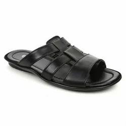 Coolers Men Black Formal Slipper