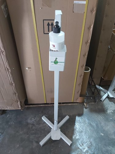 Foot Operated Tourchfree Sanitizer Dispenser
