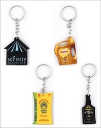 Acrylic Laser Cutting Keychain, For Gift, Promotional