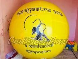 Hydrogen Advertising Balloons