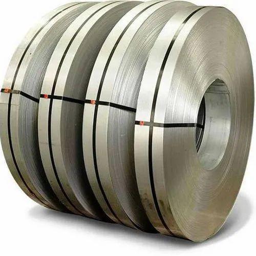 Titanium Slit Coil
