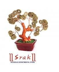 Feng Shui Chinese Coins Tree