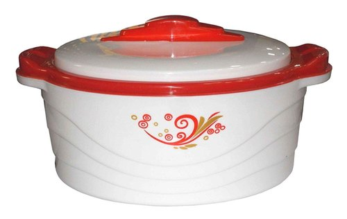 Kotak Sales Blossom 5000ML Casserole Insulated Thermal Hot Pot 5 Litre Hot/Cold Food Carrier .