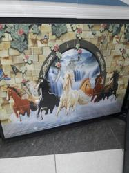 Horse Wall Picture Tile
