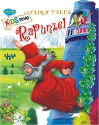 Kids Board Fairy Tales Rapunzel Book