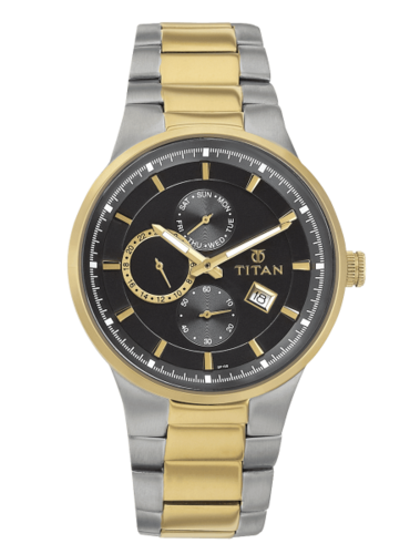 5ca23f5e9f4 Titan Chronograph Watch at Rs 8495  piece