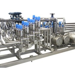 Automatic Static System CIP
