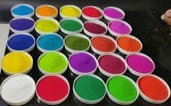 Colored Rangoli Powder