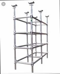 Hot Dipped Galvanized Mild Steel Scaffolding for Construction