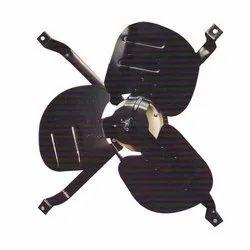 Black Color Coated Cooler Fan