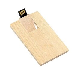 Wooden SD Card