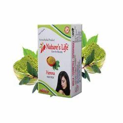 Natural Henna Hair Pack