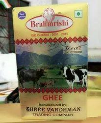 Yellow Brahmrishi Desi Ghee