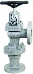 Kranti Cast Iron Accessible Feed Check Valve Ibr Approved