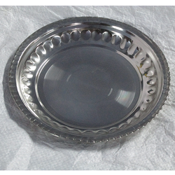 Stainless Steel Fanta Plate