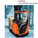 Toyota Bt Reflex Rre250 2.5 Ton Battery Reach Truck