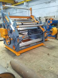 Sunup SIngle Face Corrugation Machine