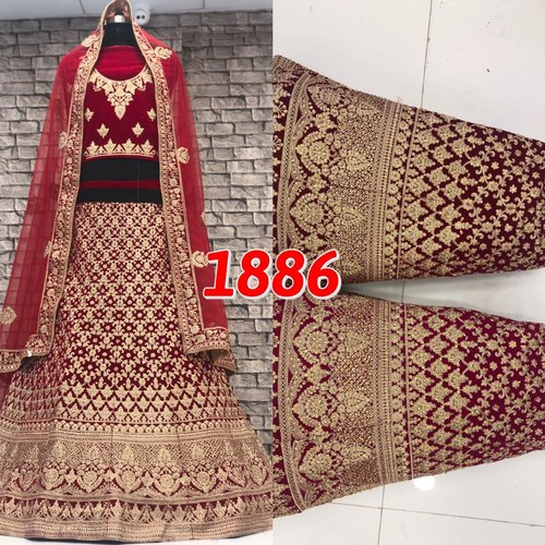 Ladies Lehenga Choli Trendy Bridal Lehenga 2020 Wholesaler From Delhi